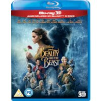 Beauty   The Beast 3D  Includes 2D Version