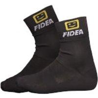 Telenet Fidea Socks - Black/Yellow/White - S-M