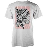Abandon Ship Men's Jane Doe T-Shirt - White - M - White