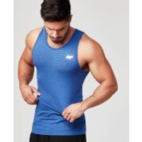 Seamless Tank - S - royal blue