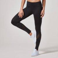 Heartbeat Full-Length Leggings - XS - Grey