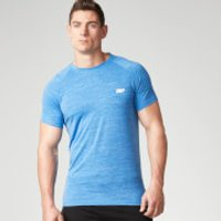 Myprotein Mens Performance Short Sleeve Top - Green Marl - XXL