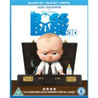 The Boss Baby 3D (Includes 2D Version)