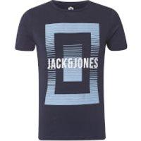 Jack & Jones Mens Core Booster T-Shirt - Black - XXL - Black