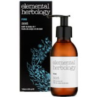 Elemental Herbology Fire Zest Bath and Body Oil 145ml