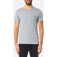 BOSS Orange Men's Tommi Crew Neck T-Shirt - Medium Grey - XXL - Grey