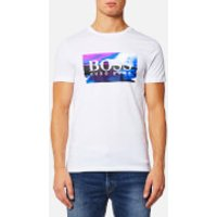 BOSS Orange Mens Typical 2 T-Shirt - White - S - White