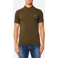 BOSS Orange Men's Pavlik Polo Shirt - Dark Green - S - Green