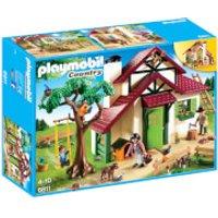 Playmobil Wildlife Forest Ranger's House (6811) - Wildlife Gifts