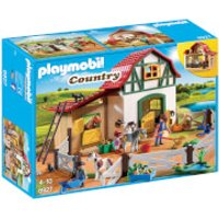 Playmobil Country Pony Farm (6927) - Farm Gifts