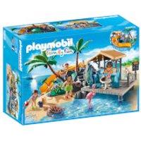 Playmobil Family Fun Island Juice Bar (6979) - Fun Gifts