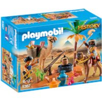 Playmobil History Egyptian Tomb Raiders' Camp (5387) - Playmobil Gifts