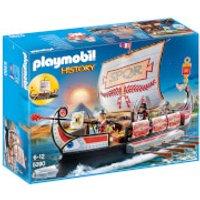 Playmobil History Floating Roman Warriors' Ship (5390)