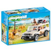 Playmobil Wildlife Safari Truck with Lions (6798) - Wildlife Gifts