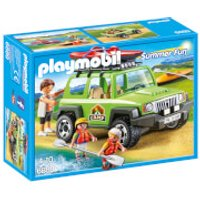 Playmobil Summer Fun Off-Road SUV (6889) - Toys Gifts