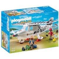 Playmobil Wildlife Safari Plane (6938) - Wildlife Gifts