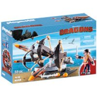 Playmobil How to Train Your Dragon: Eret with Ballista (9249) - How To Train Your Dragon Gifts