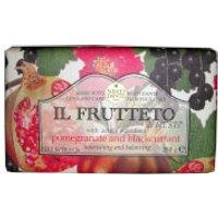 Jabón de grosella y granada Il Frutteto de Nesti Dante 250 g