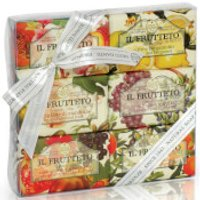 Nesti Dante Il Frutteto Soap Collection Set 6 x 150g