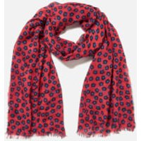 paul-smith-women-sea-aster-scarf-red-multi