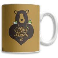 Gin And Bear It Mug