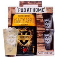 Victors Drinks Pub At Home Crafty Apple
