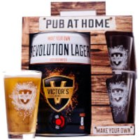Victors Drinks Pub At Home Revolution Lager