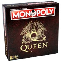 Monopoly Board Game - Queen Edition - Board Game Gifts