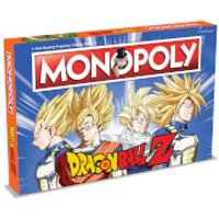Monopoly - Dragon Ball Z Edition - Monopoly Gifts