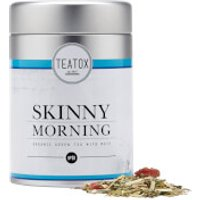 Teatox Skinny Morning Organic Green Tea with Mate (60g)