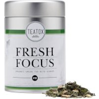 Teatox Fresh Focus Organic Green Tea with Ginkgo (70g)