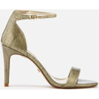 Dune Women's Mortimer Barely There Heeled Sandals - Gold - UK 6 - Gold