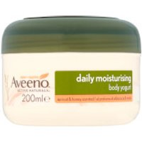 Aveeno Daily Moisturising Body Yogurt - Apricot and Honey 200ml