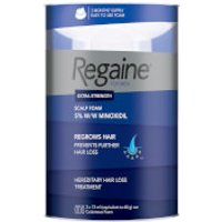 Regaine for Men Extra Strength Hair Regrowth Foam 3 x 73ml