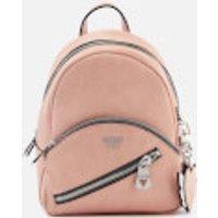 Guess Womens Bradyn Small Backpack - Blush
