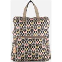 Orla Kiely Womens Backpack - Printed Daisy
