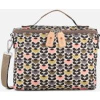 Orla Kiely Womens Mini Box Bag - Printed Daisy