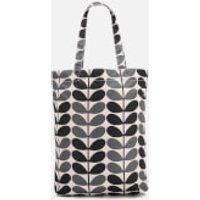Orla Kiely Womens Foldaway Tote Bag - Storm