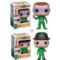 DC Heroes Riddler Pop! Vinyl Figure
