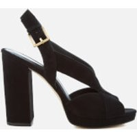 MICHAEL MICHAEL KORS Women's Becky Platform Sandals - Black - US 9/UK 6 - Black