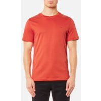 Michael Kors Men's Sleek MK Crew T-Shirt - Spice - M - Red