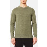 Michael Kors Men's Fleece Sweatshirt - Ivy Jaspe - S - Green