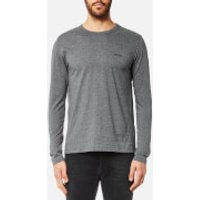 BOSS Green Men's Togn Long Sleeve T-Shirt - Medium Grey - L - Grey