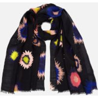 paul-smith-women-pow-embroidered-scarf-black