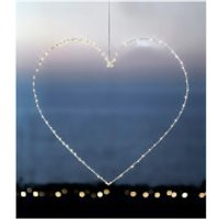Sirius Liva Big Heart with Timer - White