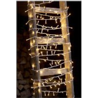Sirius Robbie Indoor and Outdoor Lights - 100 LED Warm White