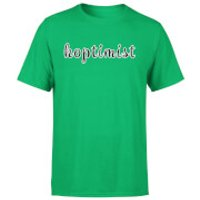 Hoptimist Mens T-Shirt - M - Green