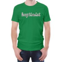 Hoptimist Mens T-Shirt - M - Green
