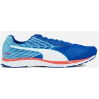 Puma Mens Speed 100 Ignite Running Trainers - Lapis Blue/Turquoise/Puma White - UK 10 - Blue