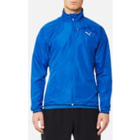 Puma Mens Core-Run Jacket - Lapis Blue - S - Blue